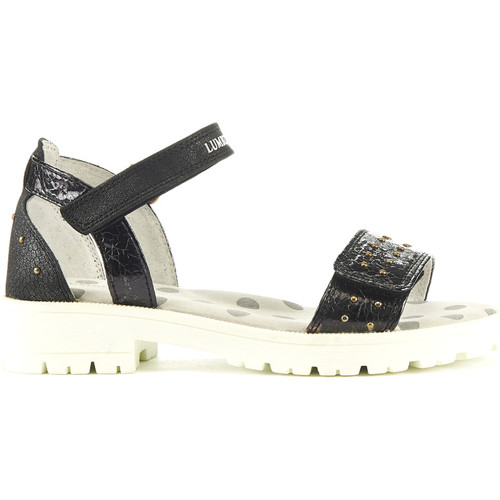 kengät Lapset Sandaalit ja avokkaat Lumberjack SG41806 003 V61 Musta