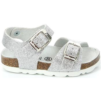 kengät Lapset Sandaalit ja avokkaat Grunland SB0024 Harmaa