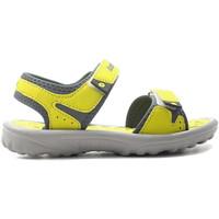 kengät Lapset Sandaalit ja avokkaat Lotto L55098 Keltainen