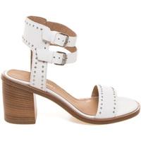 kengät Naiset Sandaalit ja avokkaat Janet&Janet 43603 Valkoinen