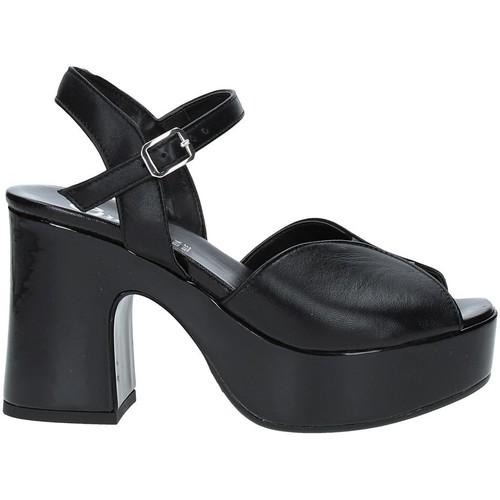 kengät Naiset Sandaalit ja avokkaat Grace Shoes TETY Musta