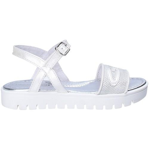 kengät Lapset Sandaalit ja avokkaat Guardiani GK25403G Valkoinen