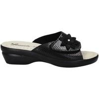 kengät Naiset Sandaalit Susimoda 1699 Musta