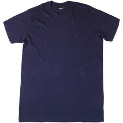 vaatteet Miehet T-paidat & Poolot Key Up 2M915 0001 Sininen