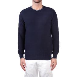 vaatteet Miehet Neulepusero Navigare NV00224 30 Sininen
