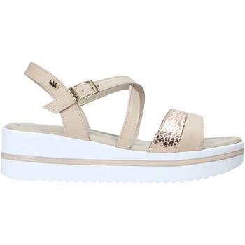 kengät Naiset Sandaalit ja avokkaat Valleverde 32320 Beige