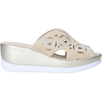 kengät Naiset Sandaalit ja avokkaat Valleverde 32150 Beige