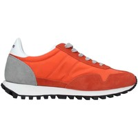kengät Miehet Matalavartiset tennarit Blauer S1DAWSON01/NYS Oranssi