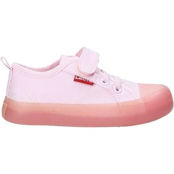 kengät Lapset Tennarit Levi's VORI0064T Vaaleanpunainen