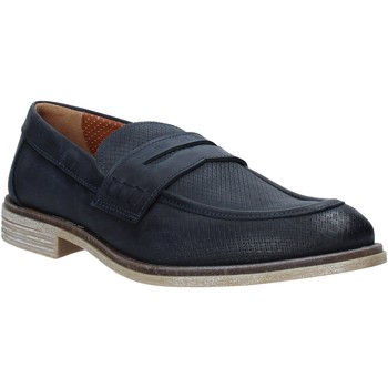 kengät Miehet Mokkasiinit Melluso XU31063 Sininen
