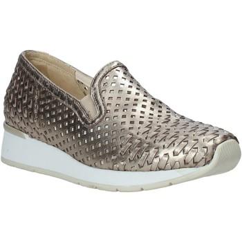 kengät Naiset Tennarit Melluso HR20006 Kulta