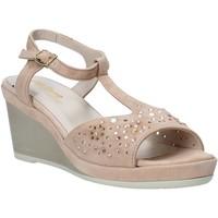 kengät Naiset Sandaalit ja avokkaat Melluso HR70511 Vaaleanpunainen