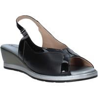 kengät Naiset Sandaalit ja avokkaat Melluso 037110X Musta