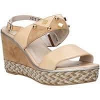 kengät Naiset Sandaalit ja avokkaat Melluso HR70814 Vaaleanpunainen