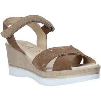 kengät Naiset Sandaalit ja avokkaat Melluso .037064F Ruskea