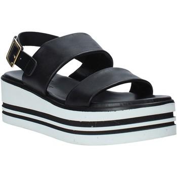 kengät Naiset Sandaalit ja avokkaat Melluso .09604X Musta
