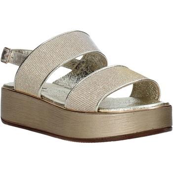 kengät Naiset Sandaalit ja avokkaat Melluso .09620X Kulta