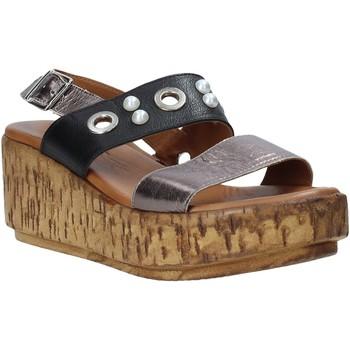 kengät Naiset Sandaalit ja avokkaat Melluso HK55056F Harmaa