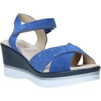 kengät Naiset Sandaalit ja avokkaat Melluso .037064F Sininen