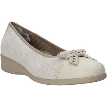 kengät Naiset Balleriinat Melluso H08612 Beige