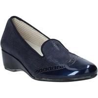 kengät Naiset Mokkasiinit Melluso H08131 Sininen