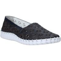 kengät Naiset Espadrillot Melluso HK55020 Sininen