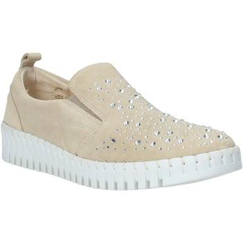 kengät Naiset Tennarit Melluso 019117X Beige