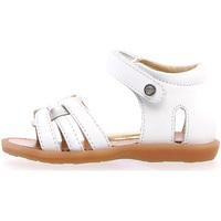 kengät Tytöt Sandaalit ja avokkaat Naturino 502330 01 Valkoinen