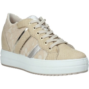 kengät Naiset Matalavartiset tennarit IgI&CO 7158133 Beige