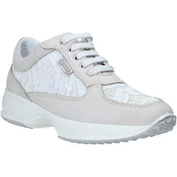 kengät Naiset Matalavartiset tennarit IgI&CO 7160100 Valkoinen