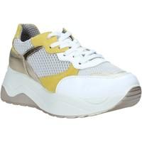 kengät Naiset Matalavartiset tennarit IgI&CO 7154022 Valkoinen