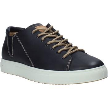 kengät Miehet Matalavartiset tennarit IgI&CO 7128200 Sininen