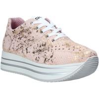 kengät Naiset Matalavartiset tennarit IgI&CO 7152433 Vaaleanpunainen