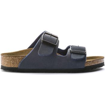 kengät Lapset Sandaalit Birkenstock 552903 Sininen