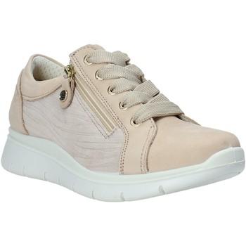 kengät Naiset Matalavartiset tennarit Enval 7275022 Beige
