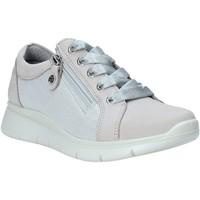 kengät Naiset Matalavartiset tennarit Enval 7275011 Valkoinen