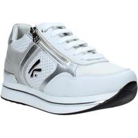 kengät Naiset Matalavartiset tennarit Keys K-4350 Valkoinen