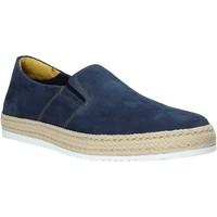 kengät Miehet Mokkasiinit Valleverde 20890 Sininen