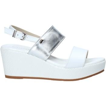 kengät Naiset Sandaalit ja avokkaat Valleverde 32212 Valkoinen