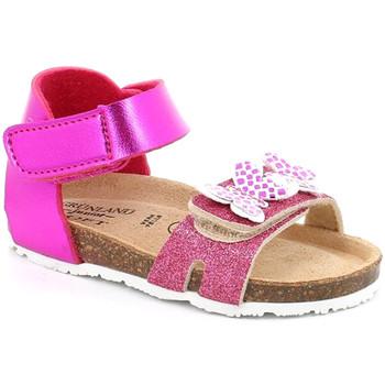 kengät Tytöt Sandaalit ja avokkaat Grunland SB1716 Vaaleanpunainen