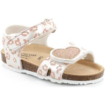 kengät Tytöt Sandaalit ja avokkaat Grunland SB1720 Vaaleanpunainen