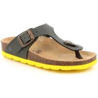 kengät Lapset Varvassandaalit Grunland CB0927 Vihreä