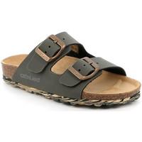 kengät Lapset Sandaalit Grunland CB2651 Vihreä