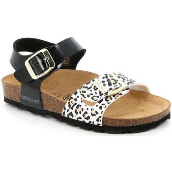 kengät Tytöt Sandaalit ja avokkaat Grunland SB1525 Musta