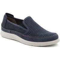 kengät Miehet Tennarit Grunland SC5196 Sininen