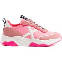 kengät Naiset Matalavartiset tennarit Munich 8770051 Vaaleanpunainen