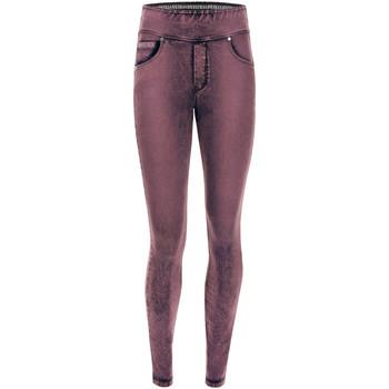 vaatteet Naiset Legginsit Freddy NOWY1MS101 Vaaleanpunainen