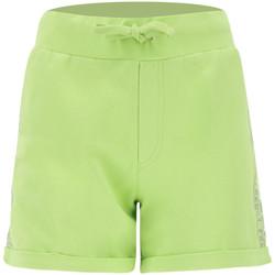 vaatteet Naiset Shortsit / Bermuda-shortsit Freddy S1WCLP3 Vihreä