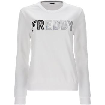 vaatteet Naiset Svetari Freddy S1WCLS4 Valkoinen