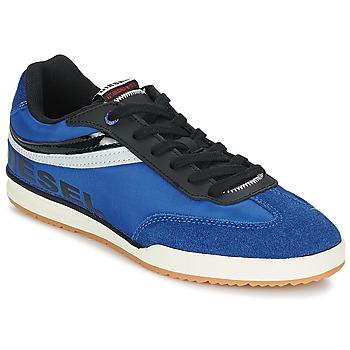 kengät Miehet Matalavartiset tennarit Diesel Basket Diesel Sininen
